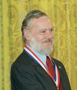 Dennis Ritchie - The creator of Unix and C
