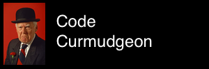 The Code Curmudgeon