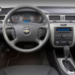 2009 Chevy Impala dash