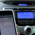 car phone bluetooth sync