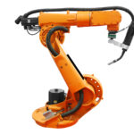 robotic arm for a factory