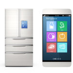 refrigerator and smart phone app to control it
